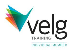 VELG Training Member